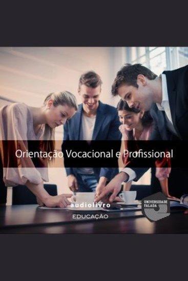 Orientação Vocacional e Profissional - cover