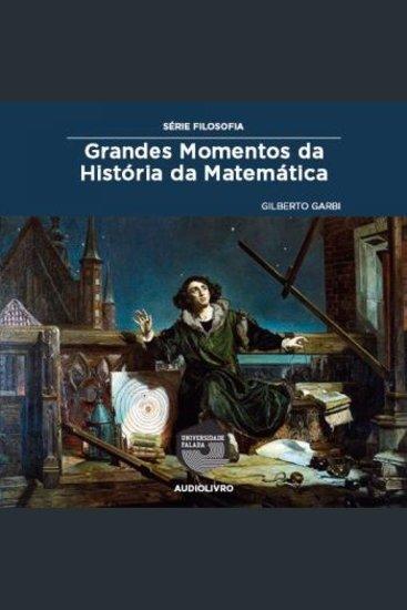 Grandes Momentos da História da Matemática - cover