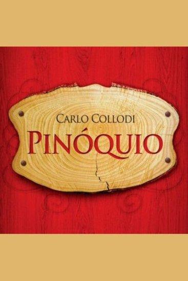 Pinóquio - cover