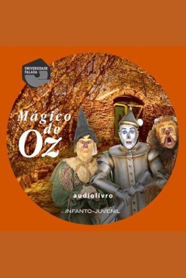 Mágico de Oz - cover