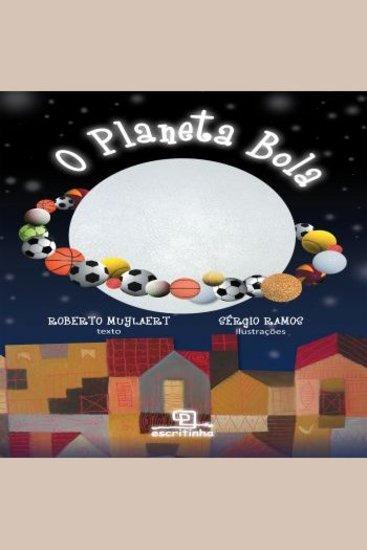 O Planeta Bola - cover