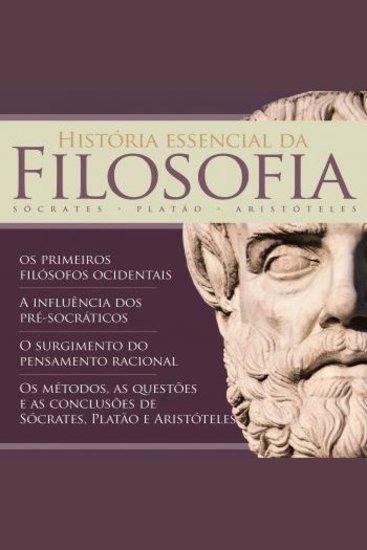 História Essencial da Filosofia - cover
