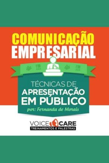 Comunicação Empresarial - Técnicas de Apresentação em Público - cover