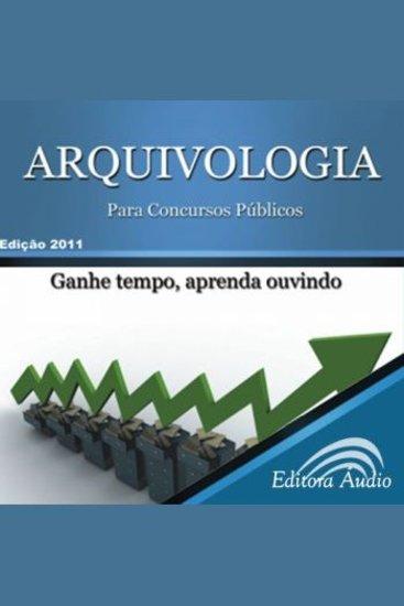Arquivologia - cover