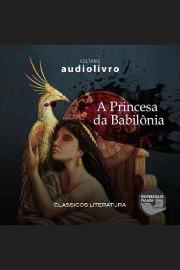 A Princesa da Babilônia - cover