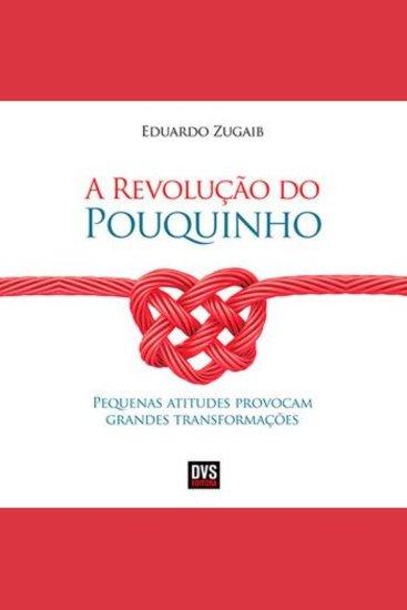 A Revolução do Pouquinho - cover