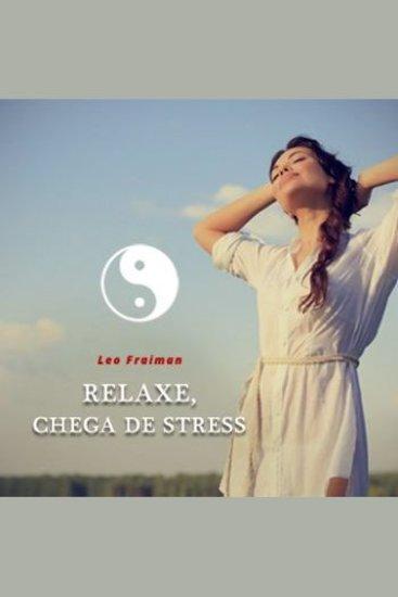 Relaxe Chega de Stress - cover