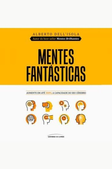 Mentes Fantásticas - cover
