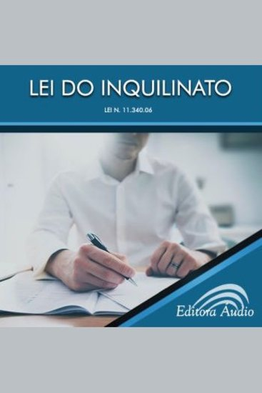 Lei n 11340 06 - Lei do Inquilinato - cover