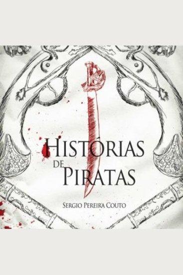 Histórias de Piratas - cover