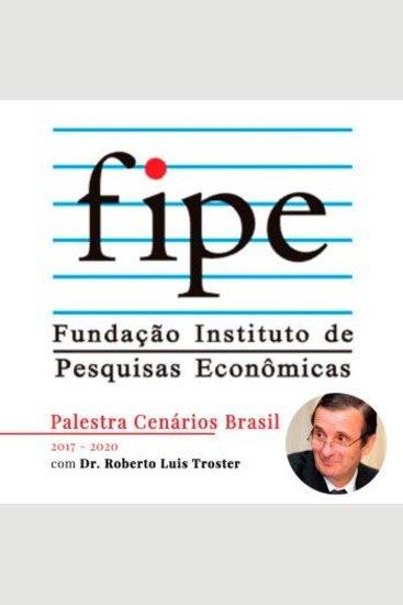 Palestra Cenários Brasil 2017 - 2020 - com Roberto Luis Troster - cover