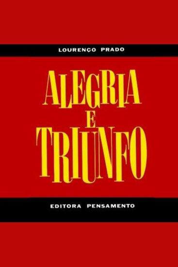 Alegria e Triunfo - cover