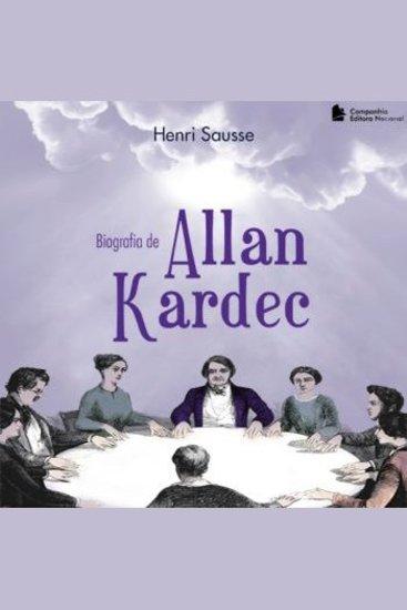 Biografia de Allan Kardec - cover