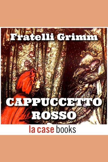 Cappuccetto Rosso - cover