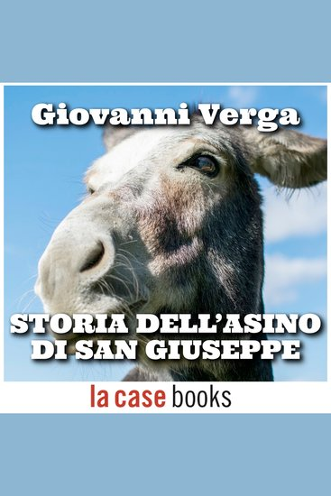 Storia dell'asino di San Giuseppe - cover