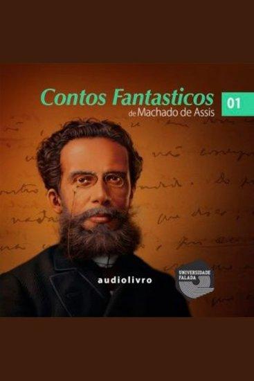 Contos Fantasticos de Machado de Assis Parte 1 - cover