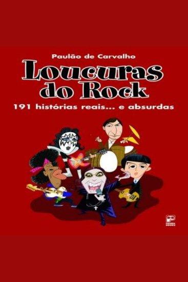 Loucuras do Rock - cover