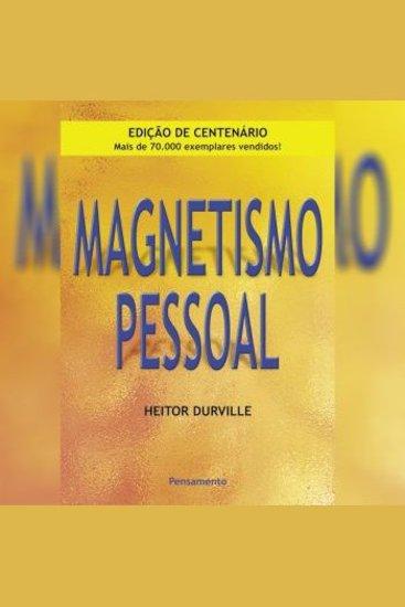 Magnetismo Pessoal - cover