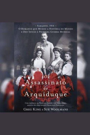 O Assassinato do Arquiduque - cover