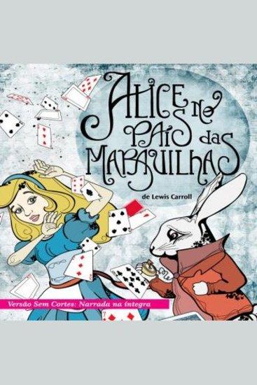 Alice no país das maravilhas (Original) - cover