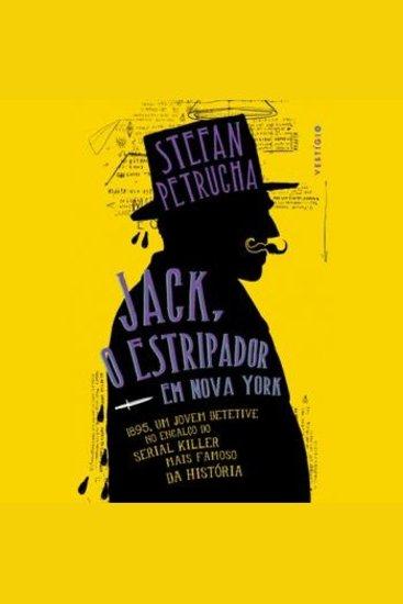 Jack o Estripador em Nova York - cover