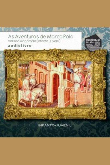 As Aventuras de Marco Polo - Versão Adaptada (Infanto-Juvenil) - cover