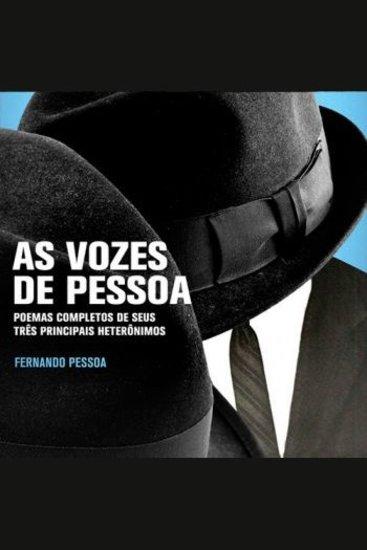 As Vozes de Pessoa - cover