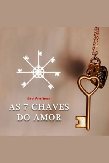 As 7 Chaves do Amor - cover