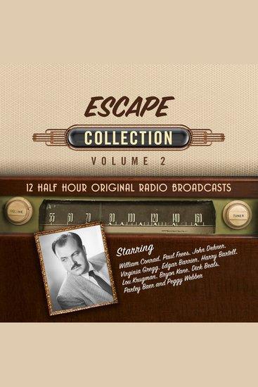 Escape Collection Volume 2 - cover