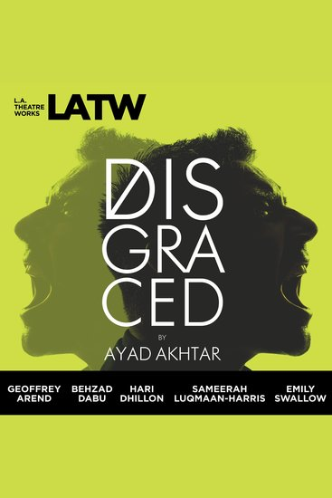Disgraced - cover