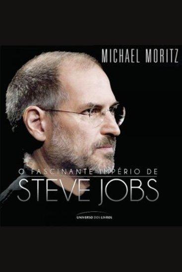 O Fascinante Império de Steve Jobs - cover