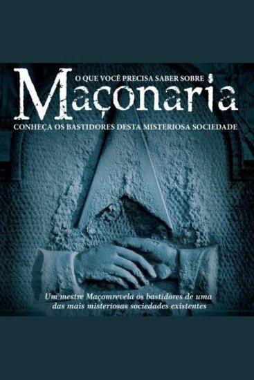 O que você precisa saber sobre Maçonaria - cover
