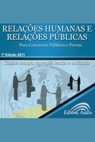 Relações Humanas e Públicas - cover