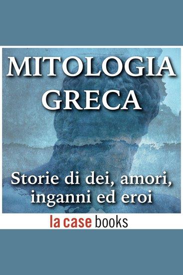 Mitologia Greca - cover