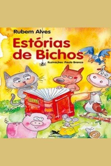 Estória de bichos - cover