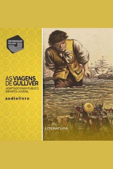 As Viagens de Gulliver (Versão Infanto-Juvenil) - cover