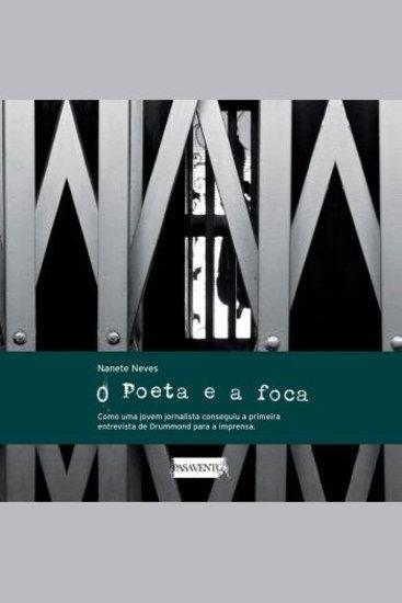 O Poeta e a foca - cover