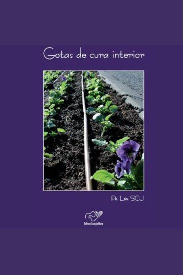Gotas de Cura Interior - cover