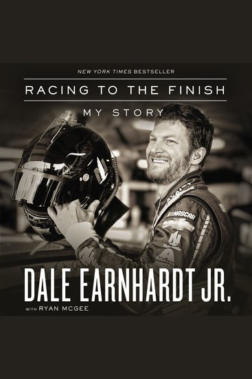 Racing to the Finish - My Story - cover