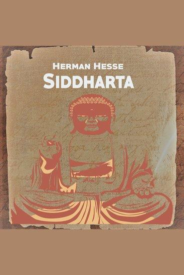 Siddharta - cover