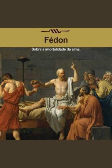 Fédon Diálogos de Platão - cover