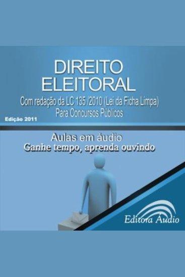 Direito Eleitoral - cover