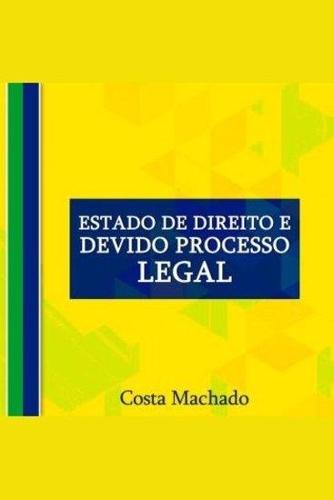 Estado de direito e devido processo legal - cover