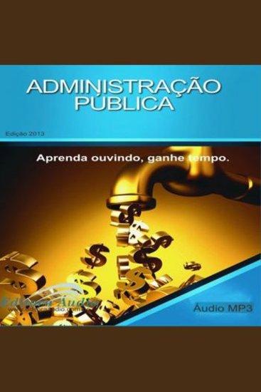 Administração Pública - cover