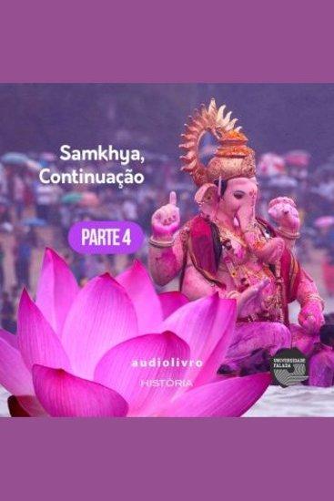 Parte 4 - Samkhya Continuação - cover