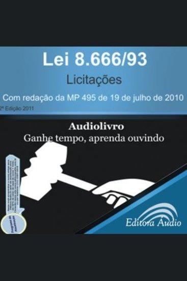 Lei n 8666 93 - Licitações - cover