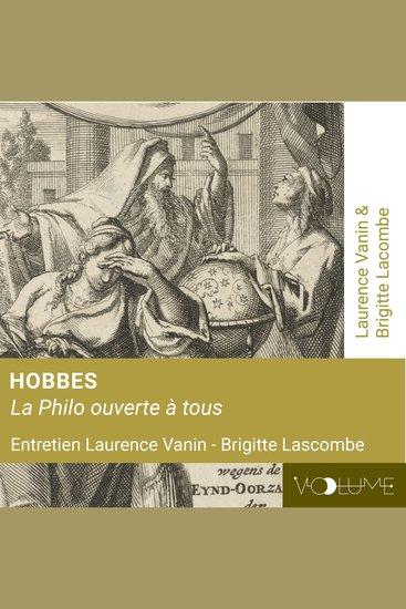 Hobbes - Philo ouverte à tous - cover