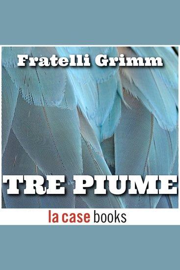 Tre piume - cover