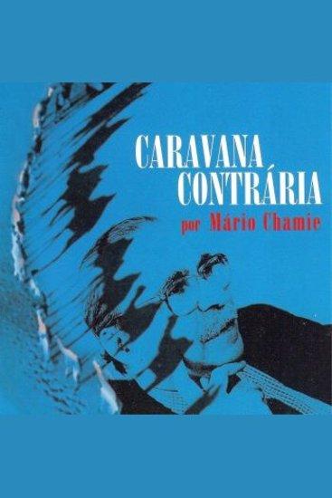 Caravana Contraria Por Mario Chamie - cover