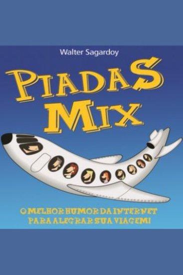 Piadas Mix - Vol 1 - cover